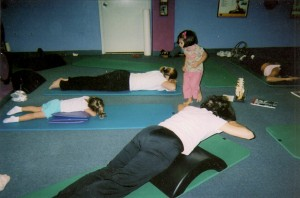Family Conditioning with Pilates